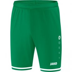 JAKO Short STRIKER 2.0 sportgroen/wit