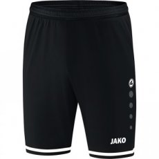 JAKO Short STRIKER 2.0 zwart/wit