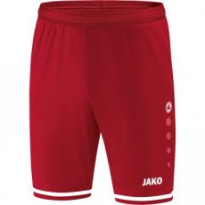 JAKO Short STRIKER 2.0 chilirood/wit