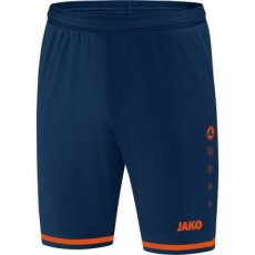 JAKO Short STRIKER 2.0 navy/flame