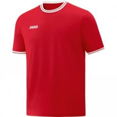 JAKO Shooting Shirt Center 2.0 sportrood/wit