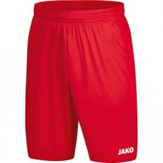 JAKO Short MANCHESTER 2.0 rood