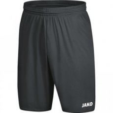 JAKO Short MANCHESTER 2.0 antraciet