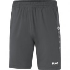 JAKO Trainingsshort Premium anthra light