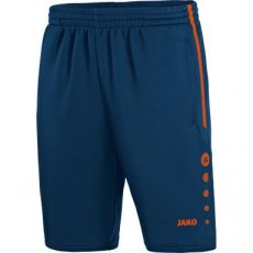 JAKO Trainingsshort Active navy/flame